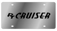 Chrysler PT Cruiser License Plate - 1417-1