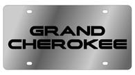 Jeep Grand Cherokee License Plate - 1420-1