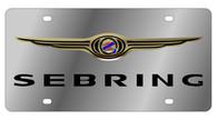 Chrysler Sebring License Plate - 1426-1