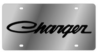 Dodge Charger License Plate - 1434-1