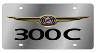 Chrysler 300C License Plate - 1438-1