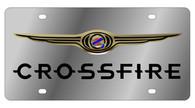 Chrysler Crossfire License Plate - 1450-1