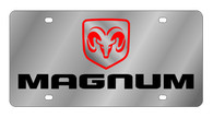 Dodge Magnum License Plate - 1452-1