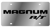 Dodge Magnum RT License Plate - 1453-1
