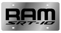 Dodge Ram SRT-10 License Plate - 1459-1