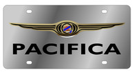 Chrysler Pacifica License Plate - 1465-1