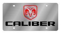 Dodge Caliber License Plate - 1476-1