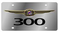 Chrysler 300 License Plate - 1486-1