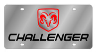 Dodge Challenger License Plate - 1490-1