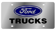 Ford Trucks License Plate - 1503-1
