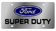 Ford Super Duty License Plate - 1504-1