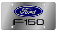 Ford F-150 License Plate - 1505-1