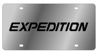 Ford Expedition License Plate - 1512-1