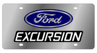 Ford Excursion License Plate - 1513-1