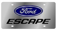 Ford Escape License Plate - 1514-1