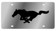 Mustang License Plate - 1520-1