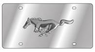 Mustang OEM License Plate - 1520-1OEM