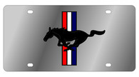 Mustang License Plate - 1523-1