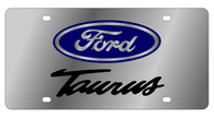 Ford Taurus License Plate - 1530-1