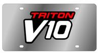 Ford Triton V10 License Plate - 1537-1