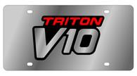 Ford Triton V10 License Plate - 1537-3