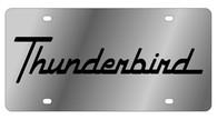 Ford Thunderbird License Plate - 1545-1