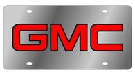 GMC License Plate - 1601 - 1