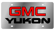 GMC Yukon License Plate - 1606-1