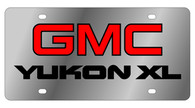 GMC Yukon XL License Plate - 1607-1