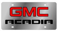 GMC Acadia License Plate - 1612-1