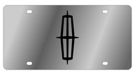 Lincoln License Plate - 1701-1