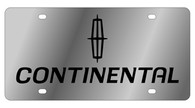 Lincoln Continental License Plate - 1705-1