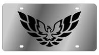Pontiac Firebird License Plate - 1838-1