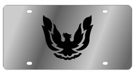 Pontiac Firebird License Plate - 1844-1