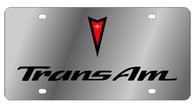 Pontiac Trans Am License Plate - 1849-1