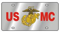 U.S. Marine Corp License Plate - 1911-1