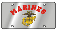 U.S. Marine Corp License Plate - 1912-1