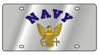 Navy License Plate - 1916-1