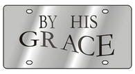 By His Grace License Plate - 1963-1