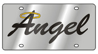 Angel with Halo License Plate - 1969-1