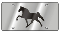 Horse License Plate - 1989-1