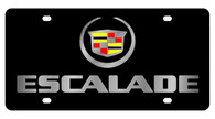 Cadillac Escalade License Plate - 2205-1