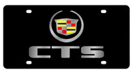 Cadillac CTS License Plate - 2220-1