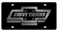 Chevy Trucks License Plate - 2307-1