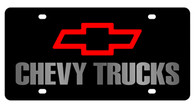 Chevy Trucks License Plate - 2308-1
