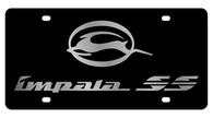 Chevrolet Impala SS License Plate - 2314-1