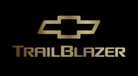 Chevrolet Trail Blazer License Plate - 2322-2GB