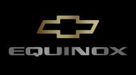 Chevrolet Equinox License Plate - 2327-1GB