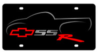 Chevrolet SSR License Plate - 2329-1