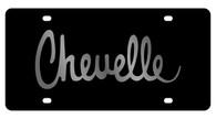 Chevrolet Chevelle License Plate - 2360-1